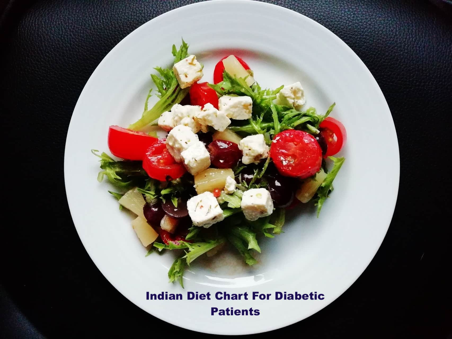 Indian Diet Chart For Diabetic Patient Health Is Must