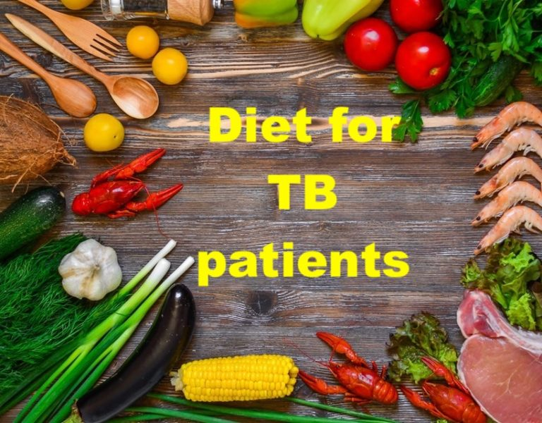 Diet For TB patients by Dr. Amit Gupta